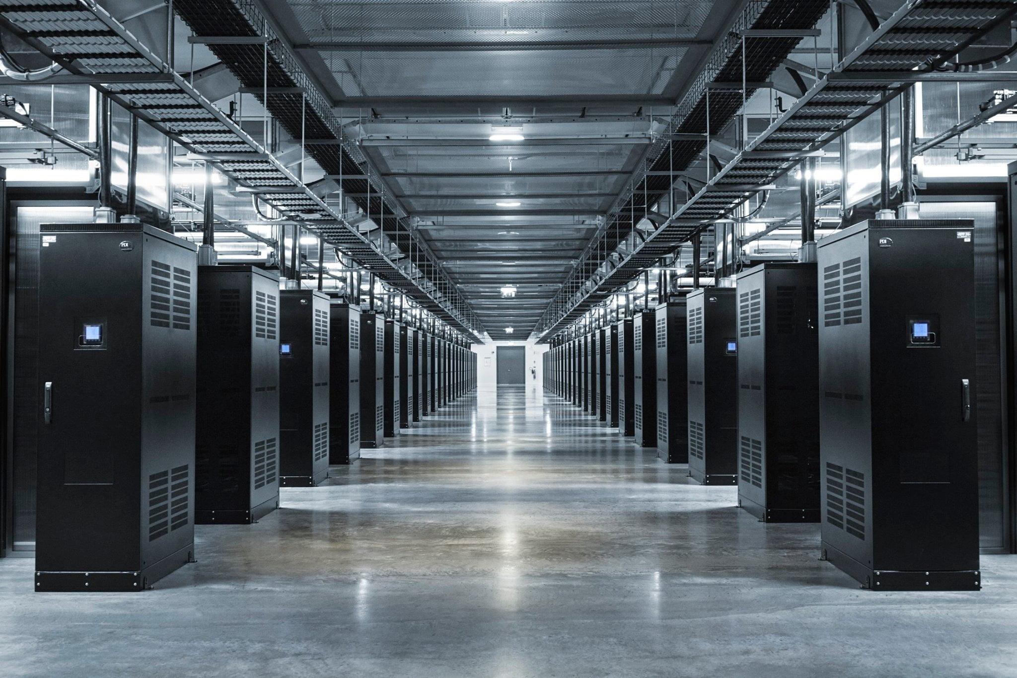 Facebook Lulea Veri Merkezi