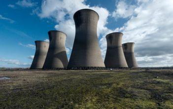 Görkemli Nükleer Santral Fotoğrafları