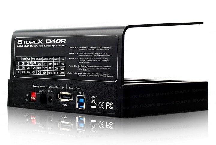 Dark Storex D40R