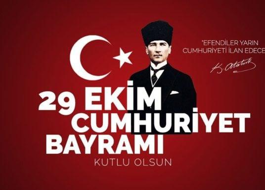 29 Ekim Nedir? 29 Ekim Cumhuriyet Bayramı
