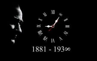 10 Kasım Şiirleri ve 10 Kasım Atatürk'ü Anma Günü