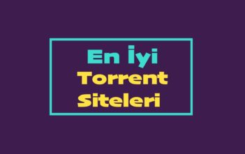 Torrent Siteleri