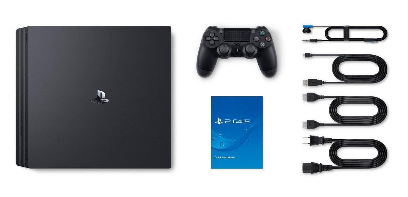 PS4 Oyunları PS4 Pro'ya Nasıl Aktarılır?