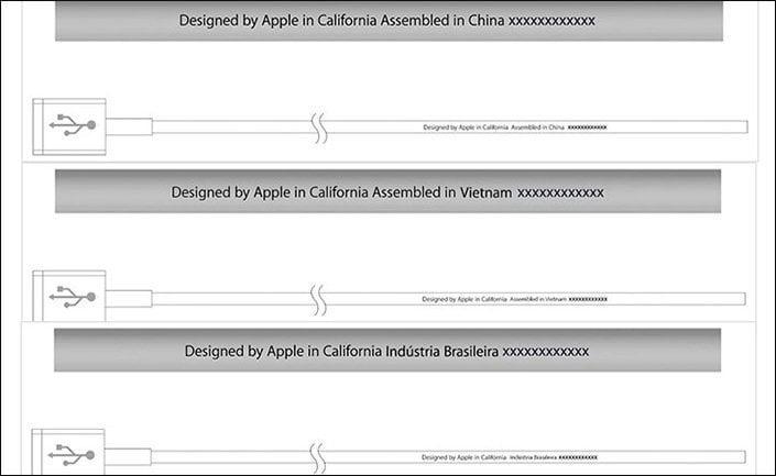 Apple Üretim Yeri