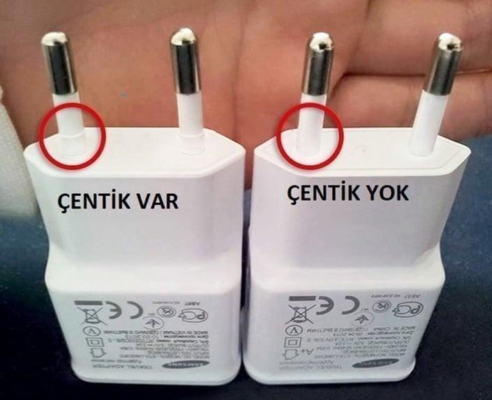 Samsung Çentik