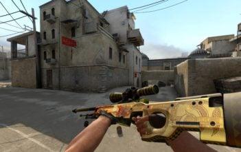 CS GO Screenshot