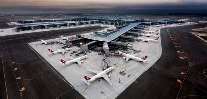 İstanbul Havalimanı Ulaşım