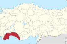 Olimpos Nerede? Olimpos Haritası