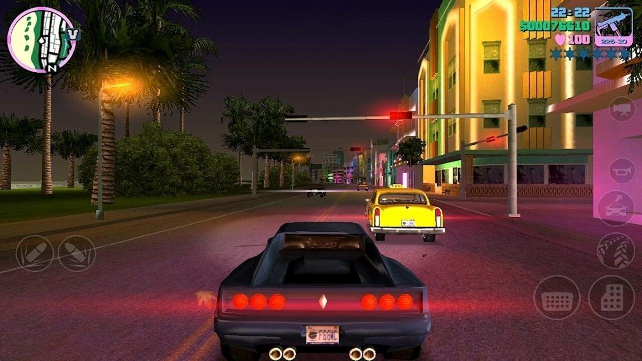 GTA Vice City Ekran Görüntüsü