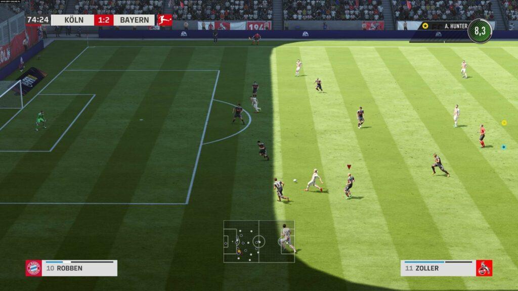 FIFA 18 Screenshot