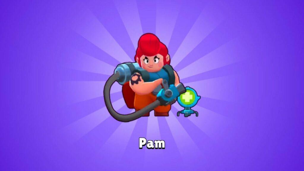 Brawl Stars Pam