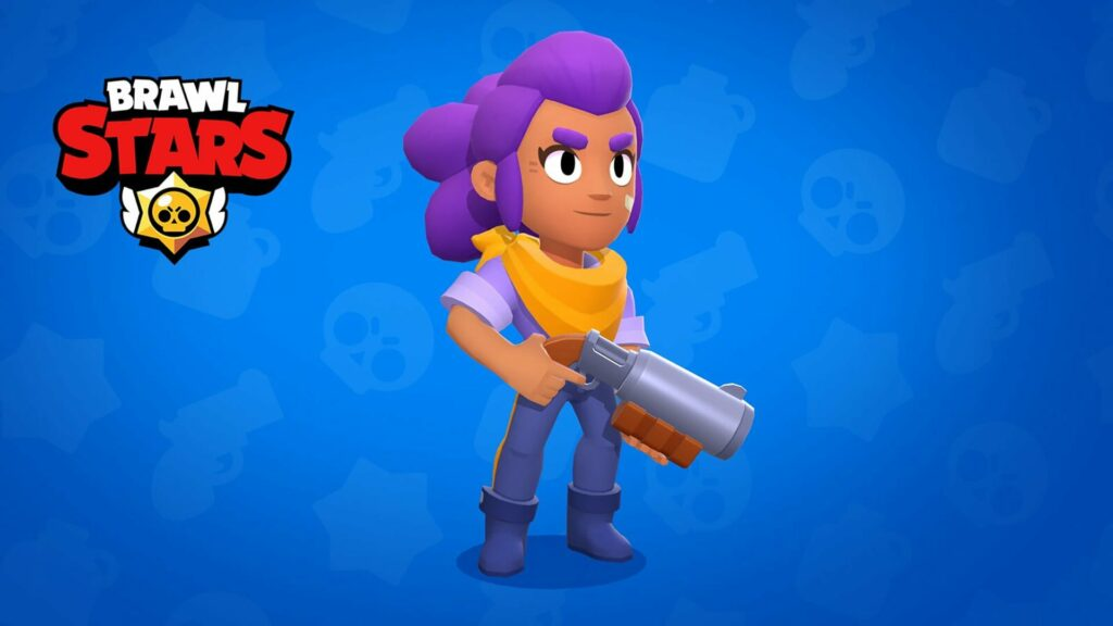 Brawl Stars Shelly