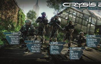 Crysis 2 Sistem Gereksinimleri