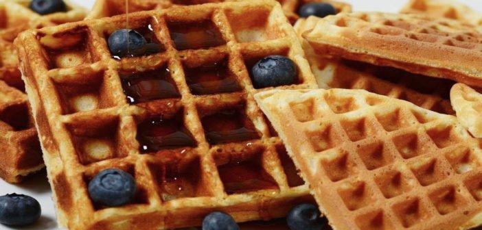 Evde Waffle Tarifi