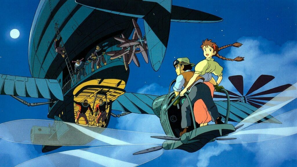 Castle In The Sky - 1985
