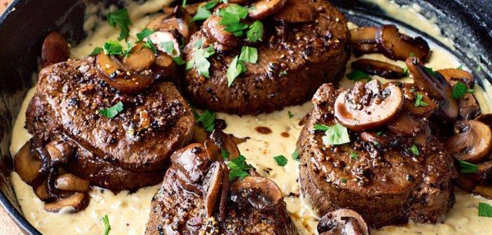 Dana Steak Tarifi