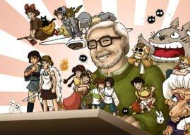 En İyi Hayao Miyazaki Anime Filmleri & Dizileri