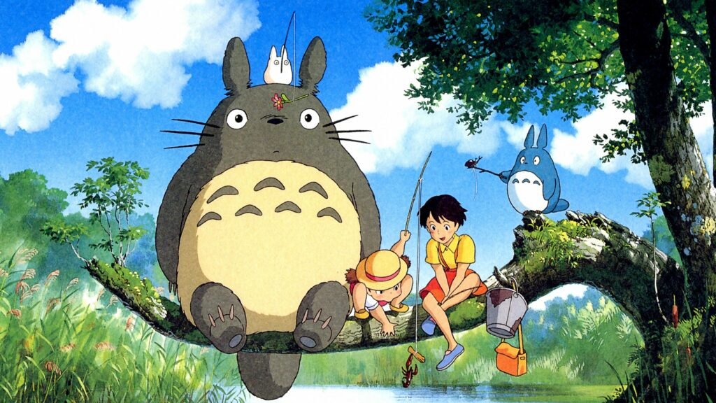 My Neighbor Totoro - 1988