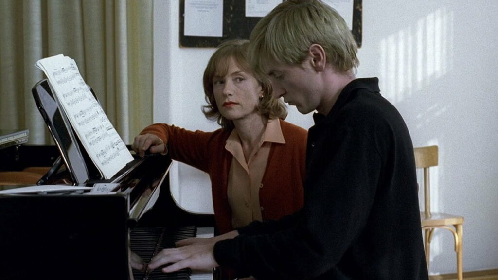 The Piano Teacher - 2001